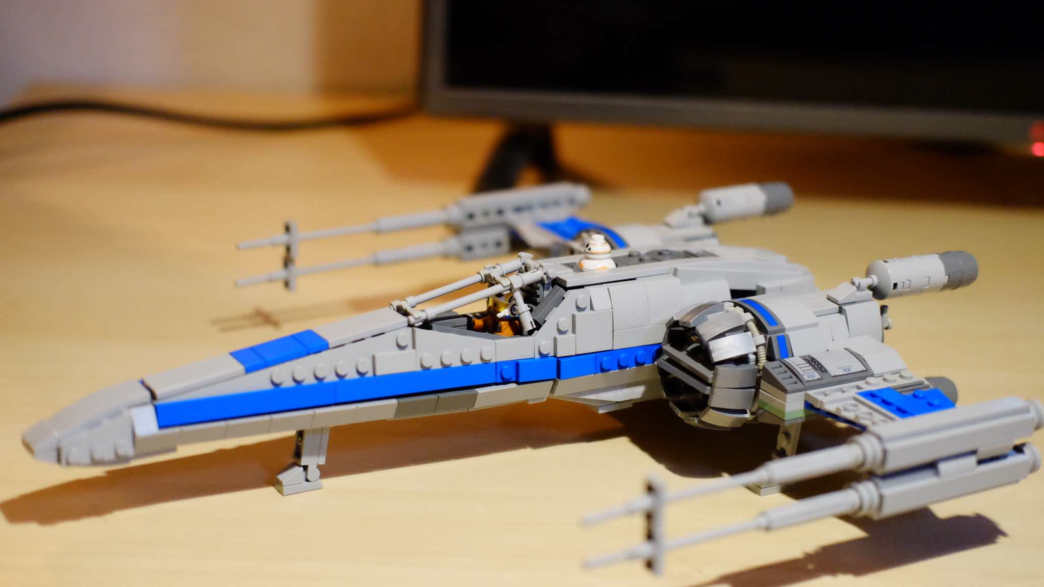 T 70 X Wing Moc Lego Star Wars Eurobricks Forums
