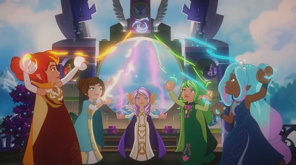 lego elves secrets of elvendale season 2