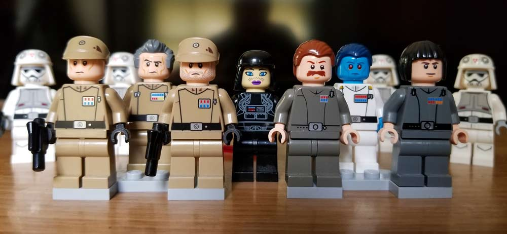 Updating Your Minifigs Page 43 Lego Star Wars Eurobricks Forums