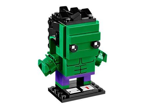 LEGO BrickHeadz 41592 The Hulk - Lego Speed Build - LEGO