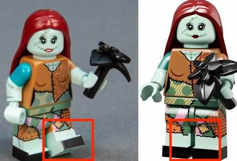LEGO Collectable Minifigures Disney Series 2 - Rumors and