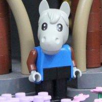 Huxley Horse