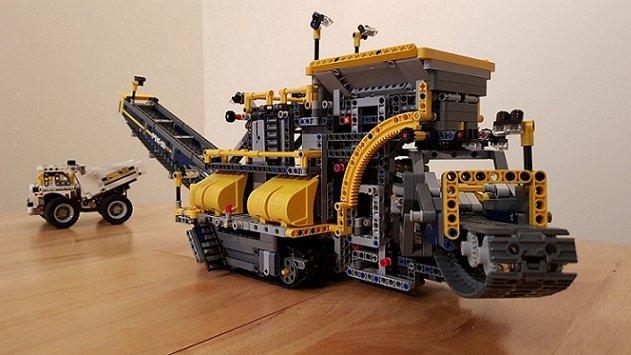 Aggregate Processing Plant Build 42055 B Lego Technic And Model Team Eurobricks Forums