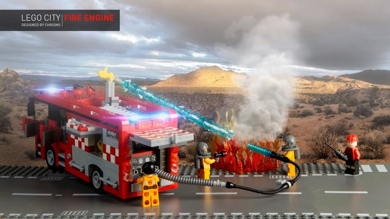 2019-06-26 - [MOC] Large Fire Engine B.jpg