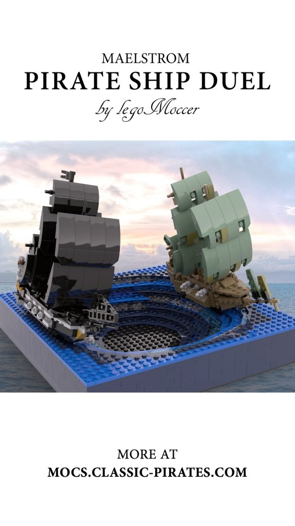Maelstrom Pirate Ship Duel by legoMoccer.jpg