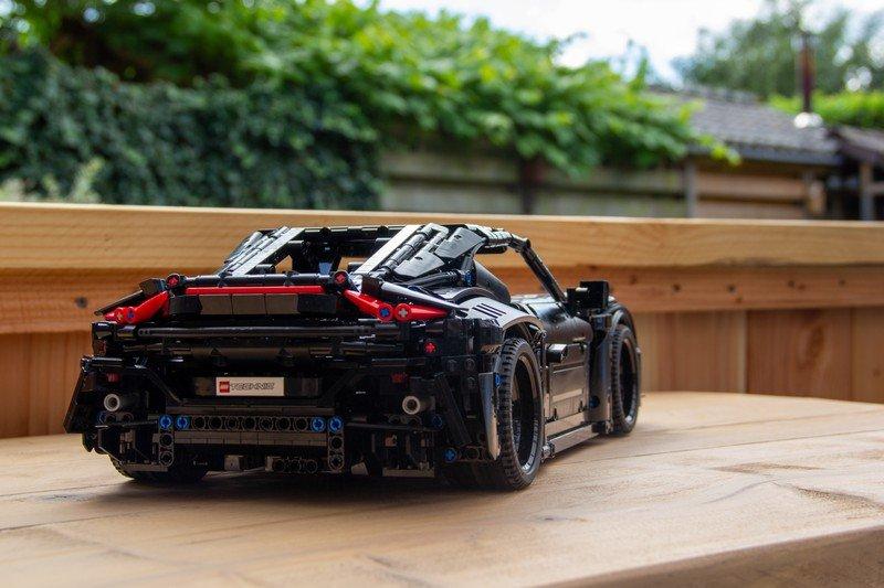 Moc 1 10 Aston Martin Vantage Amr Lego Technic And Model Team Eurobricks Forums