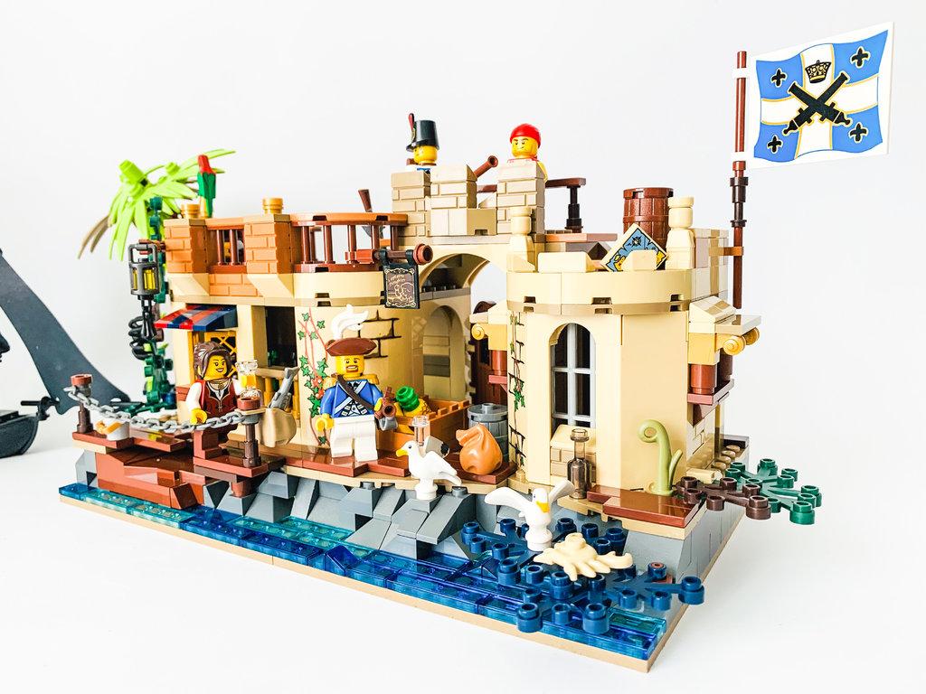 Photo of Lagoon Lockup Remake