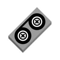 Brick Cassette