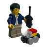 [KEY TOPIC] Official LEGO Sets made in LDD - last post by mzoli