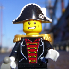 LDD lego galleon - last post by Captain Blackmoor
