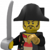 Brick Pirate